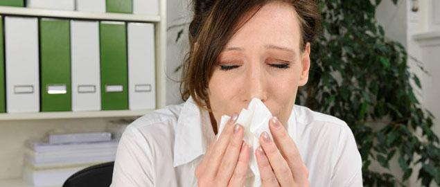 Health and well being find out how fast germs spread at work