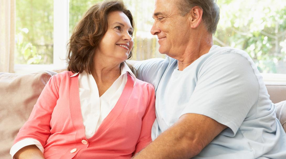 OLDER COUPLES LIVING TOGETHER WITHOUT MARRIAGE